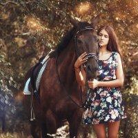 Галан и Катя :: Наталия Карлинская