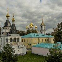 Тюремная Елизаветинская церковь  в кремле г.Дмитров :: Игорь Егоров
