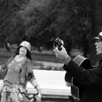 Танец :: Виктор Никитенко
