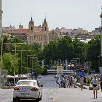 Прекрасный Мадрид :: Николаева Наталья