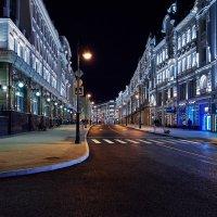 Полночь на Мясницкой :: Игорь Иванов