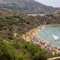 Песчаный пляж :: Witalij Loewin