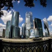 Москва-Сити :: Фима Розенберг