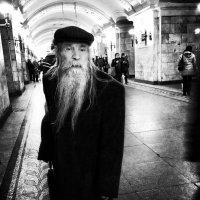 Роман Бочагин - Метропортрет