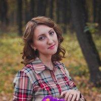Осень :: Ирина Минеева