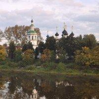 Храм Дмитрия Прилуцкого на Наволоке, Вологда :: irina