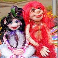 Народное творчество.Куклы :: Лидия (naum.lidiya)