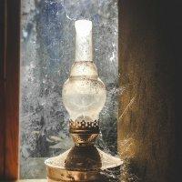 старая лампа.. :: Юлия Кутовая
