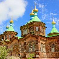 старинная церковь :: Татьяна Д