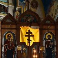 Иконостас Покровской церкви :: Владимир Бровко