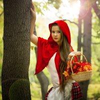 Красная шапочка :: Наталья Малкина
