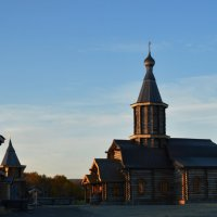 Трифонов Печенгский монастырь :: Валерия Ширковцова