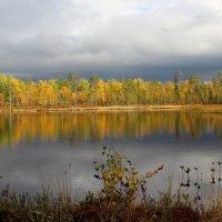 Осенний пейзаж :: Надя Жукова