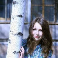 Красавица:) :: Евгения Бродская