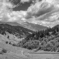 Долина реки Малая Дукка :: anatoly Gaponenko