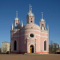 Церковь Рождества Святого Иоанна Предтечи. Питер. :: Вера Щукина