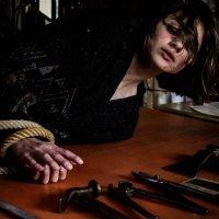 Break the silence :: Валерия Донченко