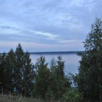 Прекрасная легкость над рекой Унжа :: Ольга Гукова