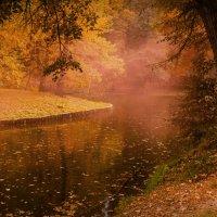 smoke on the water :: Андрей Роговой