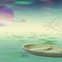 ***Путь к Сатурну*** :: Юлия Z