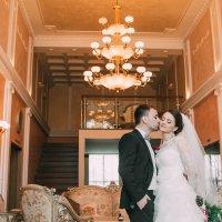 Наталия и Антон :: Екатерина Сагалаева