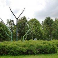 Памятник деревьям :: ♛ Г.Король
