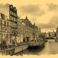 Вы паомните Амстердам ? :: Людмила Селегенева