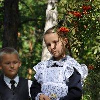 Перед школьной линейкой 1 сентября :: Алексей http://fotokto.ru/id148151Морозов