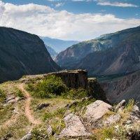 Вид на долину Чулышмана :: Лариса Михеева