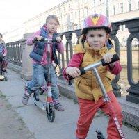Дети. :: Анна Янн