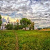 Можайск. Лужецкий Ферапонтов монастырь :: mila