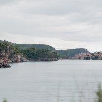 Черногория.Справа остров Св.Стефана. :: Татьяна Калинкина