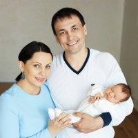 """Семья :: Первая Детская Фотостудия """"Арбат"""""""