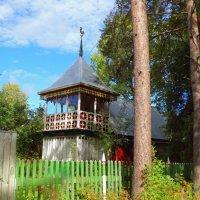 Домик с петушком в дачном посёлке :: Svetlana27