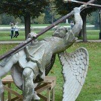 низвергнутые ангелы :: Ольга Заметалова