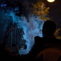 Синий дым :: Геннадий Катышев