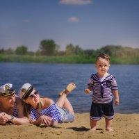 Семейная фотопрогулка :: Валерия Ступина