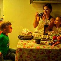 День рождения :: sveta_sch Sch