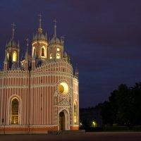 Чесменская церковь :: Сергей Лысов