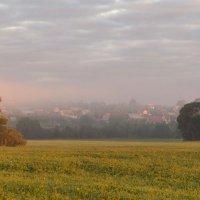 В деревне утром :: Сергей Бурлакин