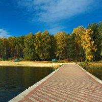 Осенний пляж :: vladimir
