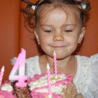 День народження :: Юля