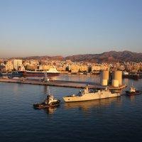 порт Малага :: ALEX KHAZAN