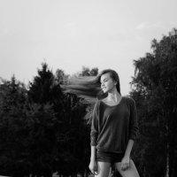 ветер.. :: Анна Семений