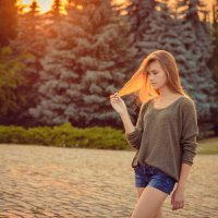 солнышко... :: Анна Семений