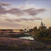 Закатные краски :: Валерий Шейкин