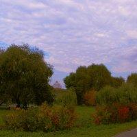 Середина сентября :: Лариса Корженевская