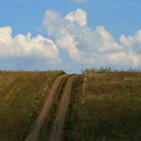 Дорога в облака :: Евгений Юрков