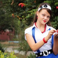 Pin-up girl :: Olga Volkova