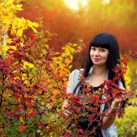 Осенние краски :: Юрий Сыромятников